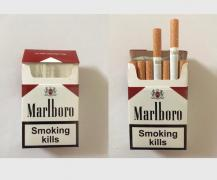 Cigarette small and large wholesale Marlboro duty free red