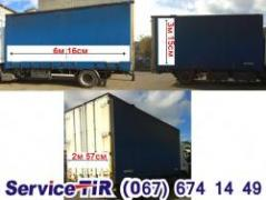 For sale awning body Renault Premium 385 Euro2