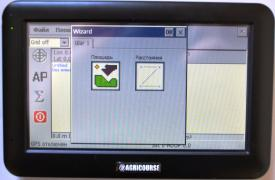 Metering system field AGRICOURSE MF CONTROL PRO