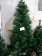 New Year tree, artificial pine, lush. 180 cm height. New