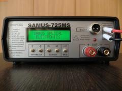 Приборы для ловли рыбы: samus 1000, samus 725 mp