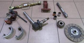Spare parts for tractors from Chinese manufacturers