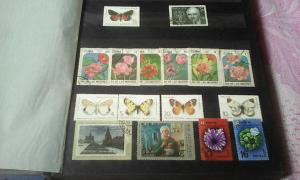 Stamps of the USSR and other countries