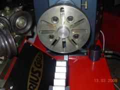Устаткування для рихтування дисків,дископравы